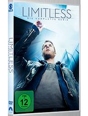 Limitless - Die komplette Serie