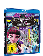 Monster High™ - Willkommen an der Monster High