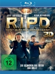 R.I.P.D. - Rest in Peace Department 3D (Blu-ray 3D + Blu-ray)