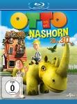 Otto ist ein Nashorn 3D (Blu-ray 3D + Blu-ray)