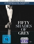 Fifty Shades of Grey - Geheimes Verlangen - 2-Disc Special Edition (Digibook)