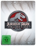 Jurassic Park Collection - Steelbook