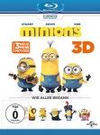 Minions 3D (Blu-ray 3D + Blu-ray)