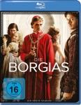 Die Borgias - Season 1 (Blu-ray, 3 Discs)