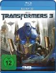 Transformers 3 (Blu-ray 3D)
