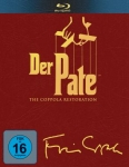 Der Pate - The Coppola Restoration (Blu-ray, 4 Discs)