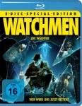 Watchmen - Die Wächter (Blu-ray, 2 Discs)