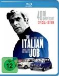 The Italian Job - Charlie staubt Millionen ab (Anniversary Edition, Blu-ray)