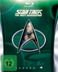 STAR TREK: The Next Generation - Season 4 (Blu-ray, 6 Discs)