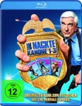 Die nackte Kanone 3-Movie-Set (Blu-ray, 3 Discs)
