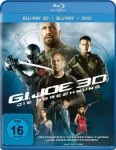 G.I. Joe - Die Abrechnung (Blu-ray 3D Superset)