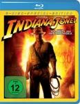 Indiana Jones und das Königreich des Kristallschädels (Blu-ray, 2 Discs)