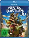 Teenage Mutant Ninja Turtles (Blu-ray 3D)