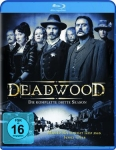 Deadwood - Season 3 (Blu-ray, 3 Discs)