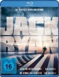 Jack Ryan - Movie-Collection (Blu-ray, 4 Discs)