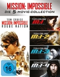 Mission: Impossible 5-Movie Set (5 Discs)