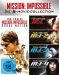 Mission: Impossible 5-Movie Set (5 Discs)