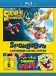 SpongeBob Schwammkopf - Der Film & SpongeBob Schwammkopf - Schwamm aus dem Wasser (Blu-ray)