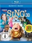 Sing 3D (Blu-ray 3D + Blu-ray)