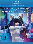 Ghost In The Shell 3D (Blu-ray 3D + Blu-ray)