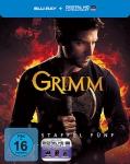 Grimm - Staffel 5 - Steelbook
