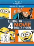Minions - Ich - Einfach unverbesserlich 1-3 (Blu-ray 3D + Blu-ray)