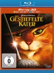Der gestiefelte Kater (Blu-ray 3D + Blu-ray)