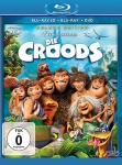 Die Croods - Deluxe Edition 3D (Blu-ray 3D + Blu-ray)