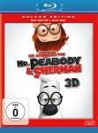 Die Abenteuer von Mr. Peabody & Sherman 3D (Blu-ray 3D + Blu-ray)