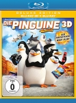 Die Pinguine aus Madagascar - Deluxe Edition 3D (Blu-ray 3D + Blu-ray)