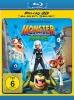Monster und Aliens 3D (Blu-ray 3D + Blu-ray)