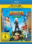 Monster und Aliens 3D (Blu-ray 3D + Blu-ray)