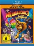 Madagascar 3 - Flucht durch Europa (Blu-ray 3D + Blu-ray)