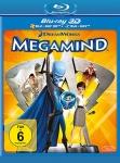 Megamind 3D (Blu-ray 3D + Blu-ray)