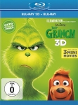 Der Grinch (2018) - 3D (Blu-ray 3D + Blu-ray)