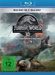 Jurassic World: Das gefallene Königreich 3D (Blu-ray 3D + Blu-ray)