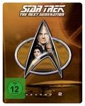STAR TREK: The Next Generation - Season 2 - Steelbook (Blu-ray)