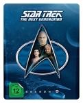 STAR TREK: The Next Generation - Season 5 - Steelbook (Blu-ray)
