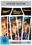 Hitchcock Collection: Frenzy / Der zerrissene Vorhang / Saboteure (3 Movie Set)