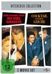 Hitchcock Collection: Der Mann, der zu viel wusste / Cocktail für eine Leiche (2 Movie Set)