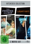Hitchcock Collection: Das Fenster zum Hof / Vertigo (2 Movie Set)