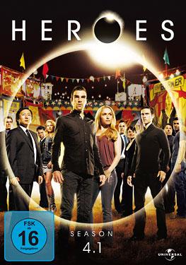 cover zum film heroes   season 4 1 universal pictures