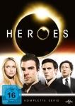 Heroes - Die komplette Serie (Season 1-4)