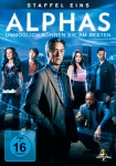 Alphas - Staffel Eins