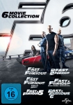 Fast & Furious - 6 Movie Collection