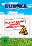 EUReKA - Die geheime Stadt - Die komplette Serie (Season 1-5)