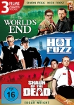 Cornetto Trilogie: The World's End / Hot Fuzz / Shaun of the Dead
