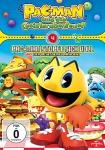 Pac-Man und die Geisterabenteuer (Vol. 4) - Pac-Man stopft sich voll & Der besessene Präsident