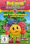 Pac-Man und die Geisterabenteuer (Vol. 5) - Der Stresspickel & Heebo-Skeebo