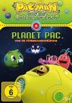Pac-Man und die Geisterabenteuer (Vol. 8) - Planet Pac & Die Führerscheinprüfung